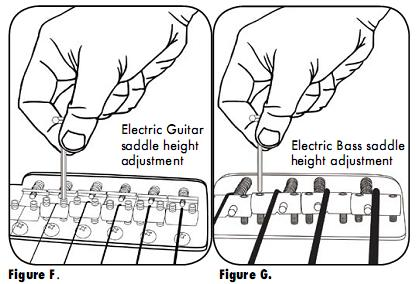 guitar set up help
